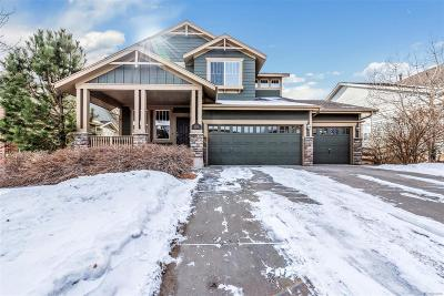 Littleton Single Family Home Active: 10460 Stable Lane