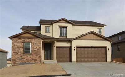 Castle Rock Single Family Home Active: 3142 Barbwire Way