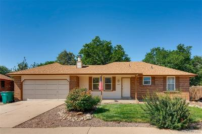 Morrison Single Family Home Active: 4633 South Coors Way