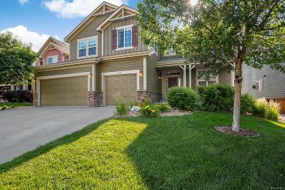 Littleton Single Family Home Under Contract: 7657 Verandah Court
