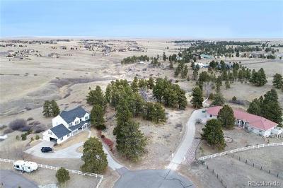 Parker Residential Lots & Land Active: 46341 Needleleaf Lane