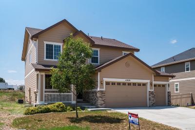 Firestone Single Family Home Active: 4900 Sandy Ridge Avenue