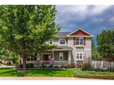 Boulder County Single Family Home Sold: 3813 Florentine Drive