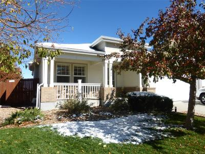 Commerce City Single Family Home Active: 15329 East 101st Way
