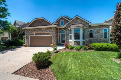 Highlands Ranch Single Family Home Under Contract: 10325 South Baneberry Place