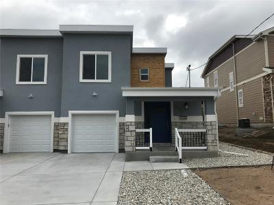 Denver Condo/Townhouse Active: 966 South Utica Street