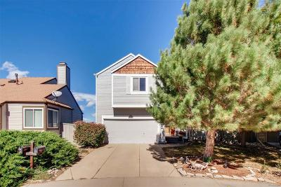 Broomfield Single Family Home Active: 2355 Overlook Drive
