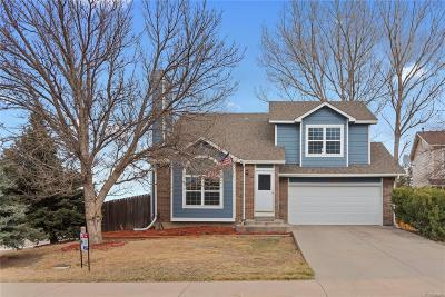 Castle Rock Single Family Home Active: 624 North Brentwood Court