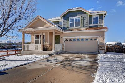 The Meadows Single Family Home Under Contract: 4115 Scarlet Oak Court