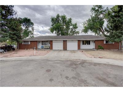 Lakewood Multi Family Home Active: 5820 West 3rd Place