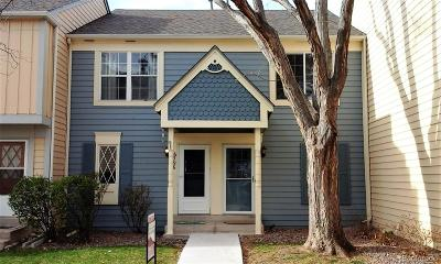 Littleton Condo/Townhouse Under Contract: 6796 South Holland Way