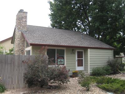 Aurora Single Family Home Under Contract: 12720 East Bethany Place