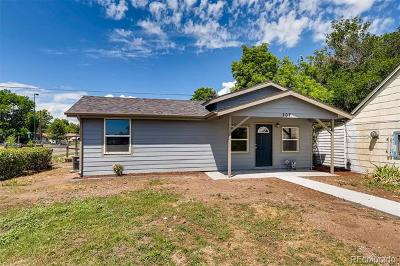Denver Single Family Home Active: 107 Grove Street