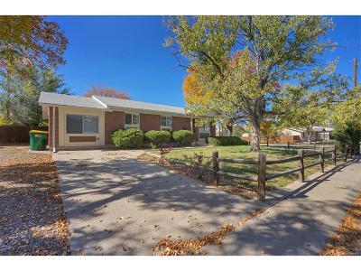 Aurora CO Single Family Home Active: $265,000
