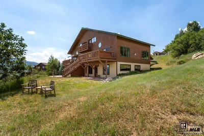 Steamboat Springs Condo/Townhouse Active: 445 Storm Mountain Ct.