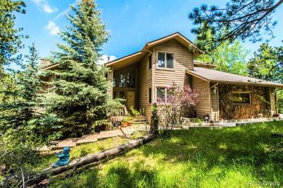 Evergreen Single Family Home Active: 140 Soda Creek Road