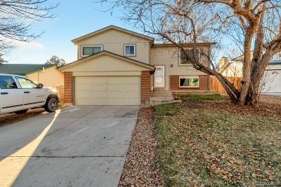 Arvada Single Family Home Under Contract: 13048 West 65th Avenue