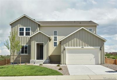 Castle Rock CO Single Family Home Active: $546,828