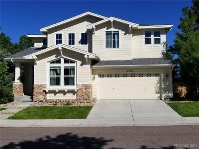 Highlands Ranch Rental Active: 2705 Middlebury Drive
