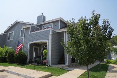 Condo/Townhouse Under Contract: 8500 East Jefferson Avenue #2D