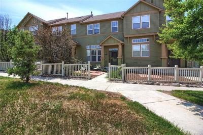 Castle Rock Condo/Townhouse Active: 3862 Tranquility Trail