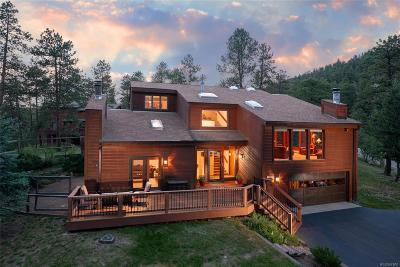 Evergreen Single Family Home Under Contract: 28536 Clover Lane