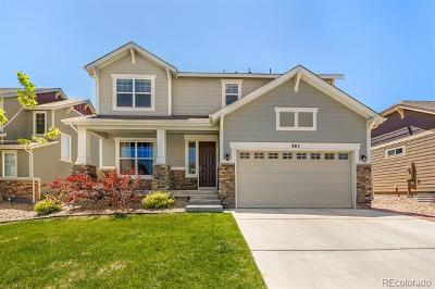 Berthoud Single Family Home Active: 865 Wagon Bend Road
