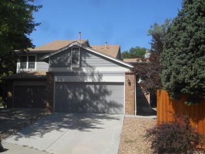 Denver Condo/Townhouse Active: 7582 East Gunnison Place