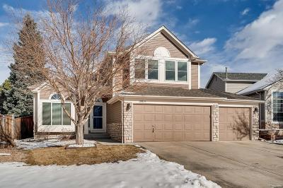 Highlands Ranch Single Family Home Active: 10014 White Oak Place