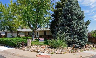 Centennial Single Family Home Active: 6292 South Ash Circle