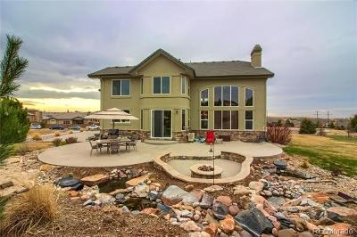 Castle Rock Single Family Home Active: 7150 Tremolite Drive