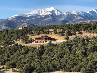 Salida Single Family Home Under Contract: 12220 Saddle Ridge Lane