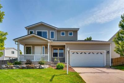 Littleton Single Family Home Under Contract: 10048 Signal Butte Drive