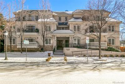 Cherry Creek Condo/Townhouse Active: 40 South Madison Street #201
