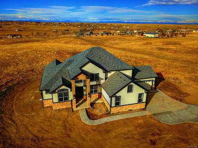 Parker Single Family Home Under Contract: 3443 Antelope Ridge Trail