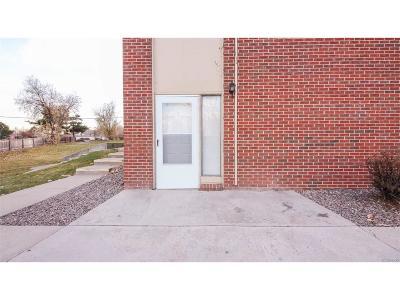 Denver Condo/Townhouse Active: 5995 West Hampden Avenue #A1