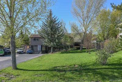 Steamboat Springs CO Single Family Home Active: $549,000