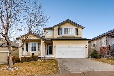 Littleton Single Family Home Under Contract: 10550 Jaguar Drive