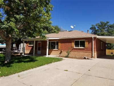 Thornton Single Family Home Active: 9160 High Street