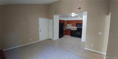 Littleton Condo/Townhouse Under Contract: 4899 South Dudley Street #A21