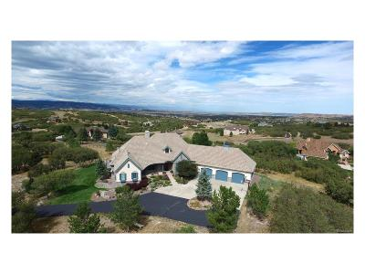 Single Family Home Sold: 3864 Castle Butte Drive