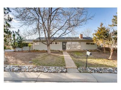 Lakewood Single Family Home Under Contract: 805 Lee Street