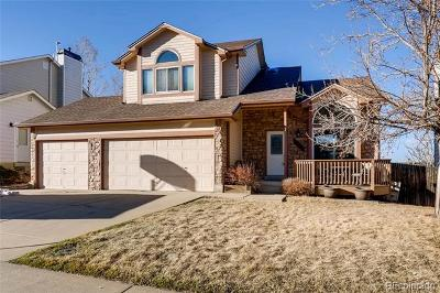 Single Family Home Active: 11481 West 66th Place