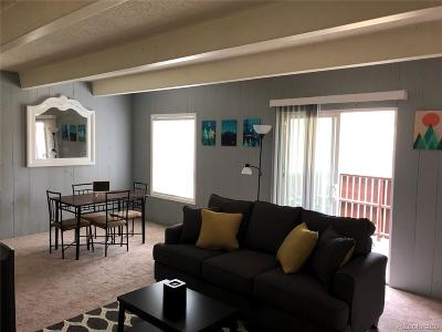 Denver Condo/Townhouse Under Contract: 9995 East Harvard Avenue #264