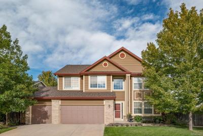 Littleton Single Family Home Active: 7710 Rampart Way