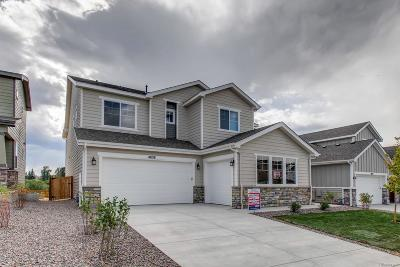 Castle Rock Single Family Home Active: 4838 Coulee Trail