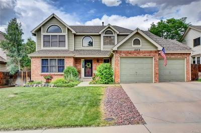 Thornton Single Family Home Under Contract: 1073 East 132nd Way
