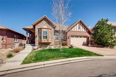 Highlands Ranch Single Family Home Active: 10689 Featherwalk Way