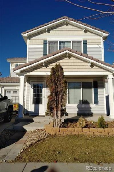 Green Valley Ranch Single Family Home Active: 19577 March Drive