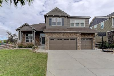 Aurora Single Family Home Under Contract: 25331 East Indore Drive